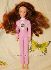Куколка портретная  power ranger кимберли кукла фирмы  Bandai