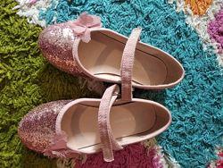 Туфли для девочки 15 - 16 см по стельке