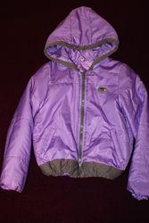 Демисезонная курточка для девочки 116 р