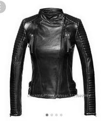 Куртка копия Zara натуральная кожа
