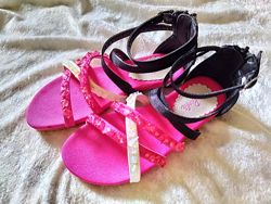 Босоножки Barbie Барби Италия оригинал 28 размер для девочки