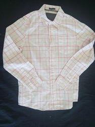 Рубашка ZARA- 9-11лет.