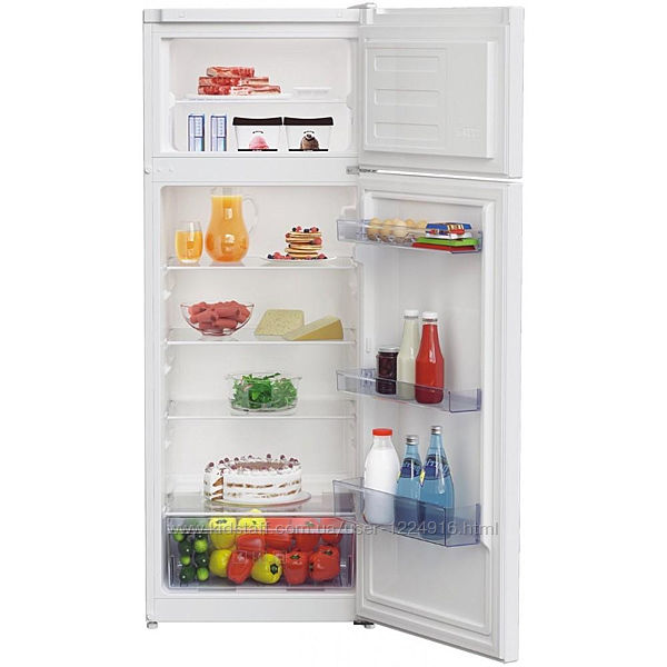 Холодильник на гарантии с морозильной камерой Beko RDSA240K20W