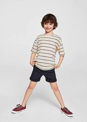 Стильная футболка от Mango мальчику 5-6, 6-7 и 7-8лет, новая с биркой