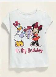 Летние футболочки old navy девочке 4 года и 5 лет