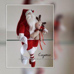 Тильда Санта с оленем