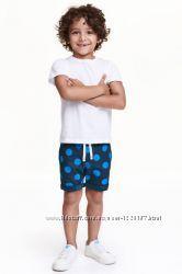 Классные шорты H&M на мальчика