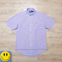 Рубашка polo by Ralph Lauren р. M.  Тениска