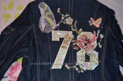 Эксклюзивный пиджак-фрак Philipp Plein. Идеальное состояние.