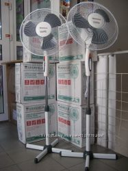 Вентилятор напольный, 40-45Ватт, высокий, 1, 3м