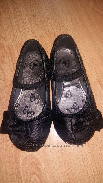 Туфли в пайетках
