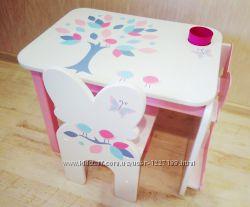 дитячий столик і стільчик
