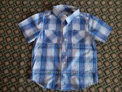 Хлопковая рубашка Old Navy, размер 4T