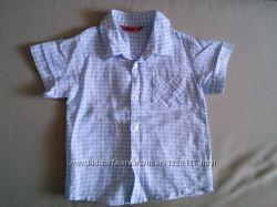 Легенькая рубашка