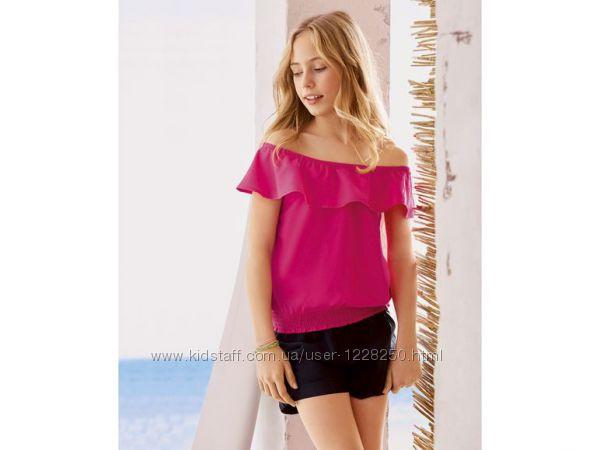 Стильная блузка для девочки Pepperts Германия