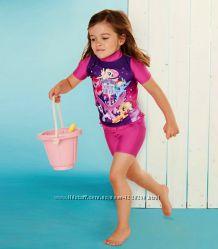 Солнцезащитный купальный костюм на девочку Lidl Германия