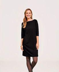 Стильное черное платье Esmara Германия
