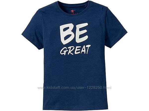 Летняя футболка для мальчика Pepperts Германия