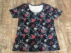 Женская хлопковая футболка Esmara Германия