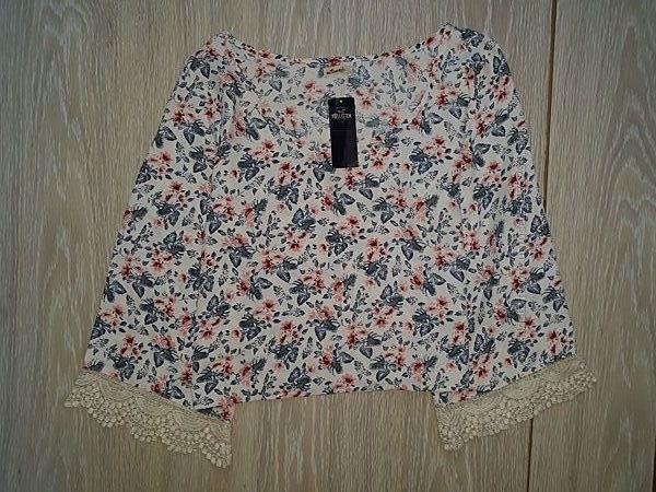 Новая рубашка блузка Hollister размер S