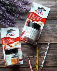Лак для полимерной глины Fimo Фимо, на водной основе, глянцевый.
