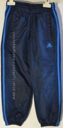 спортивные штаны  Adidas на 6 лет. рост 116