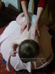 Детский массаж и лечебная гимнастика