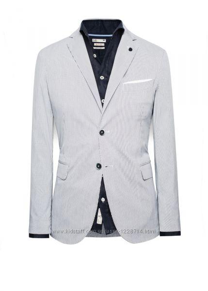 Коттоновый пиджак Mango