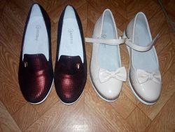 Новые туфли девочке р. 33
