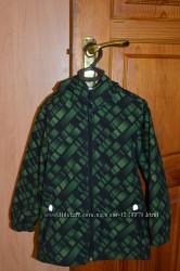 Куртка, дождевик, ветровка на флисе, р. 110 Topolino