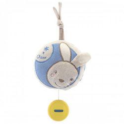 Музыкальная подвесная мягкая игрушка Chicco Музыкальная шкатулка