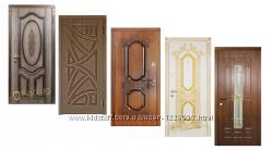 Двери входные в квартиру, в дом.  ТМ Каскад Украина