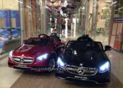 В наличии Детский электромобиль Mercedes AMG S63 HL169M 2797EBRS