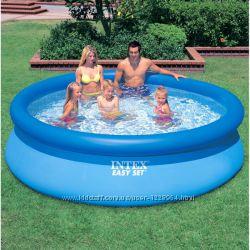 Бассейн с фильтр насосом Intex 28112