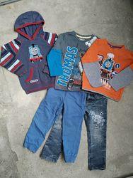 Пакет одежды Томас и друзья