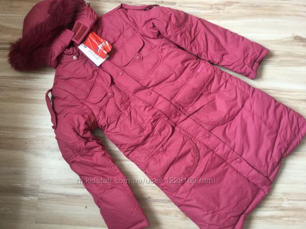 Зимнее термо пальто Donilo ISOSOFT