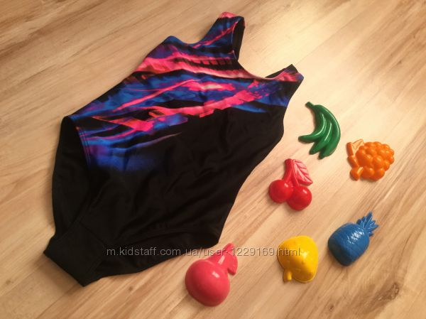 Качественный купальник для девочки F&F