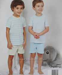 Комплект з 2х літніх піжамок  футболкашортики