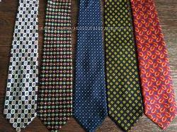 Мужской галстук, 100 шелк Италия