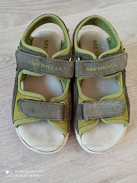 Босоножки Merrell, сандали