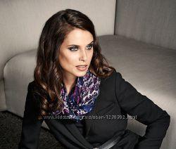 легкий шарф-снуд 182х88 см от TCM Tchibо германия