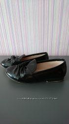 Лаковые туфельки Zara, Р-р 30