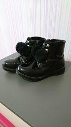 Демисезонные ботинки Reserved на девочку, размер 32