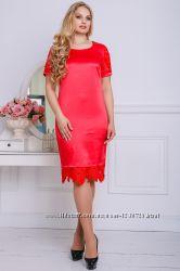 Платья Seventeen, сукня, плаття, лето 2017. Большие размеры