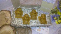 Милашки- пчелки от L´ engard. медовые свечи с потрясающим ароматом свежего м