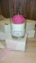 Ароматные, стильные свечи из новой коллекции Embrasser в стекле.