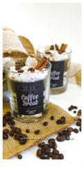 Кофейная, ароматная свеча для гурманов