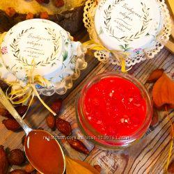 Ароматные свечи в стекле  бабусин оберiг