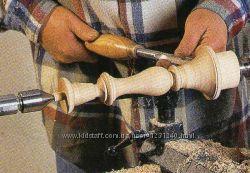 Услуги токаря по дереву, токарные работы