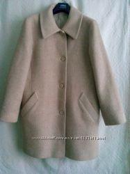 шерстяное пальто Marks&Spenser 16 44 и на 12-14